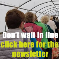 Don't wait in line click here for the newsletter
