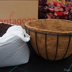Hanging Basket Kit - Just add plants